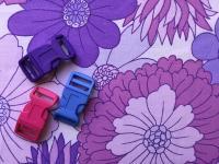 Violet fabric