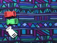 Alvin fabric